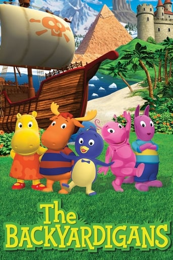 Poster of The Backyardigans