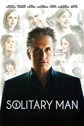 Poster of Solitary Man
