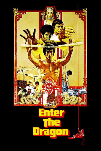 Poster of Enter the Dragon