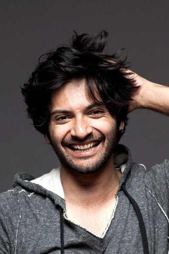 Image of Ali Fazal