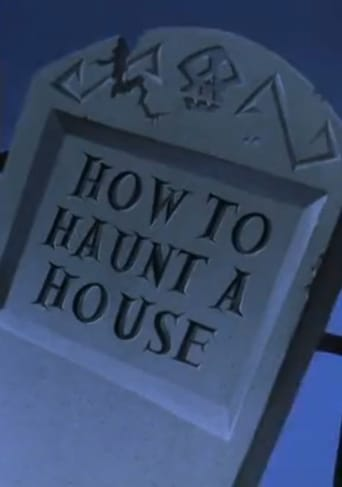 Poster of How to Haunt a House