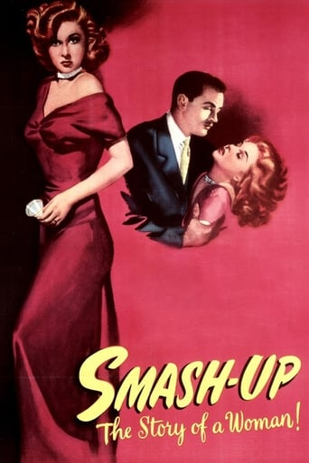 Poster of Smash-Up: The Story of a Woman
