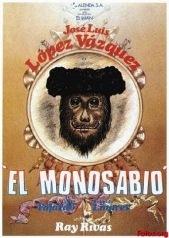 Poster of El monosabio