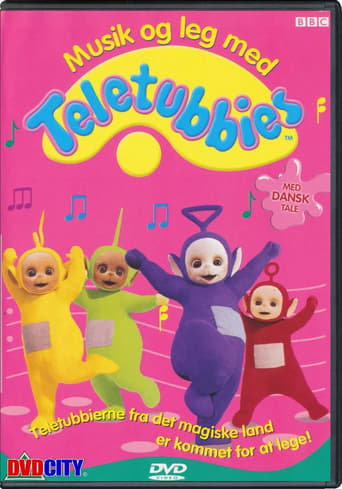 Poster of TeleTubbies: Musical Playtime