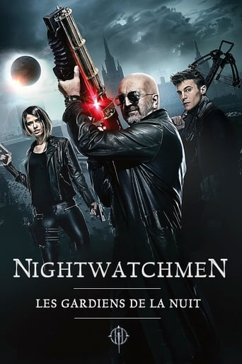 Affiche du film Nightwatchmen, les gardiens de la nuit