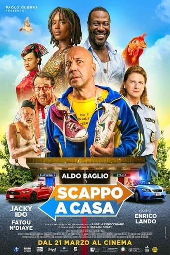 Poster of Scappo a casa