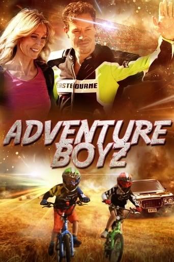 Poster of Adventure Boyz