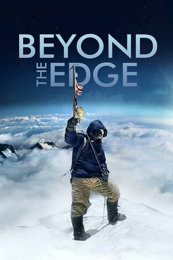 Poster of Beyond The Edge