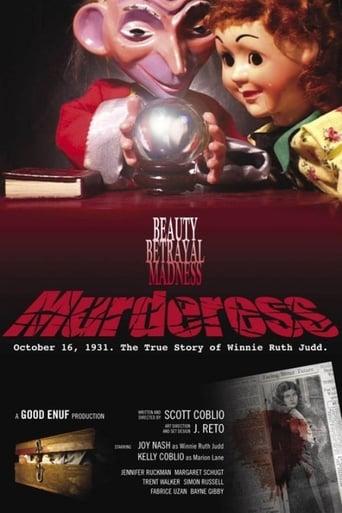 Poster of Murderess