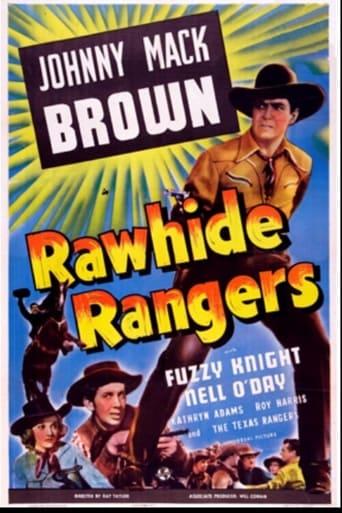 Poster of Rawhide Rangers