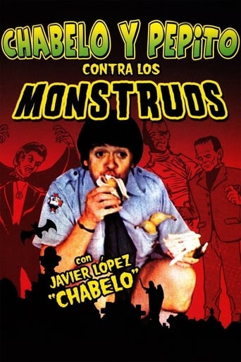 Poster of Chabelo and Pepito vs. the Monsters