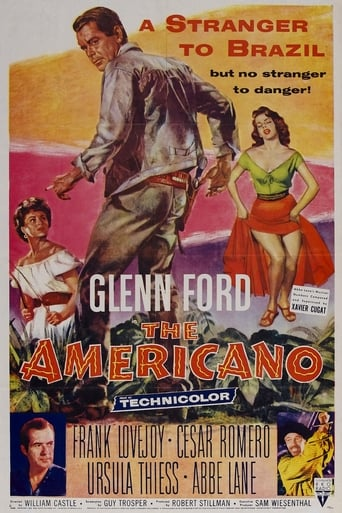 Poster of The Americano