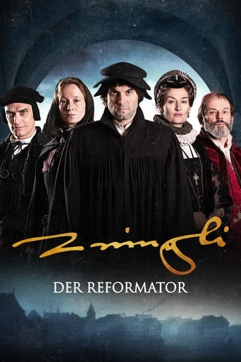 Poster of The Reformer – Zwingli: A Life's Portrait