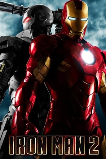 Ultimate Iron Man: The Making of Iron Man 2 Poster