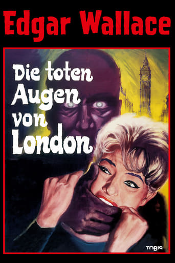 Poster of Dead Eyes of London