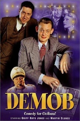 Poster of Demob