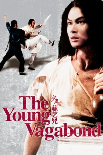 Poster of The Young Vagabond