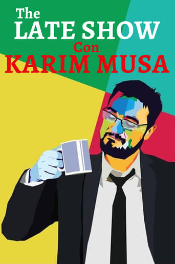 Poster of The Late Show Con Karim Musa