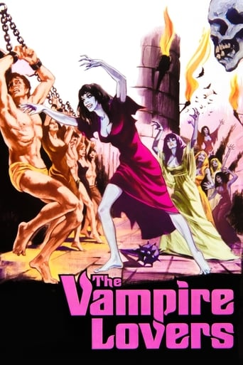 Poster of The Vampire Lovers