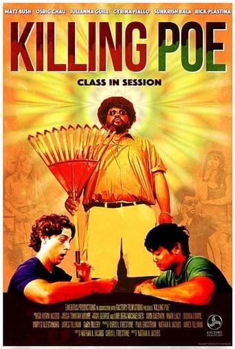 Poster of Killing Poe