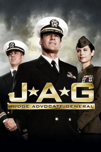 Poster of JAG