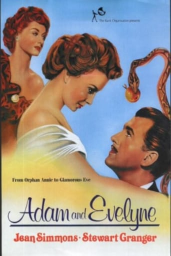 Poster of Adam and Evelyne