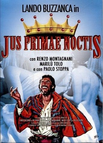 Poster of Jus primae noctis