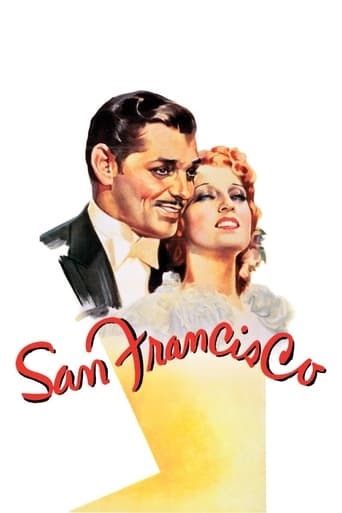 Poster of San Francisco