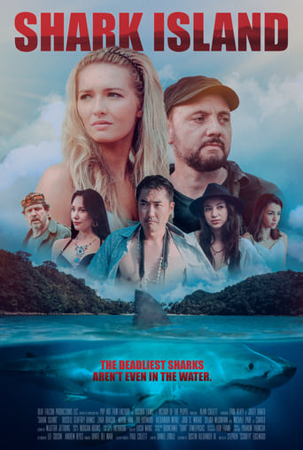 Poster of Shark Island