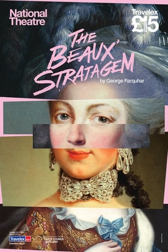 Poster of National Theatre Live: The Beaux Stratagem