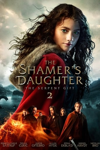 Poster of The Shamer's Daughter II: The Serpent Gift