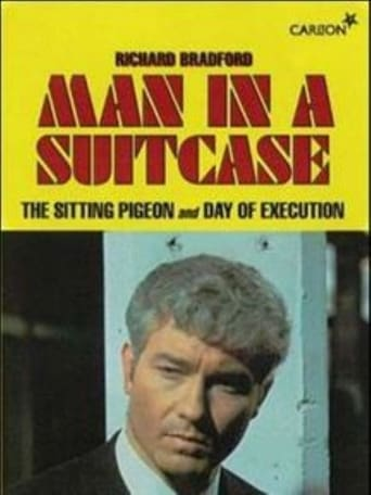 Poster of Man in a Suitcase