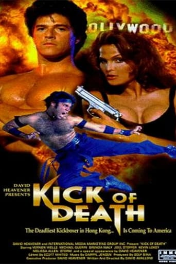 Poster of Kick of Death