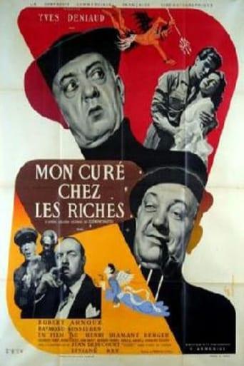 Poster of Mon curé chez les riches