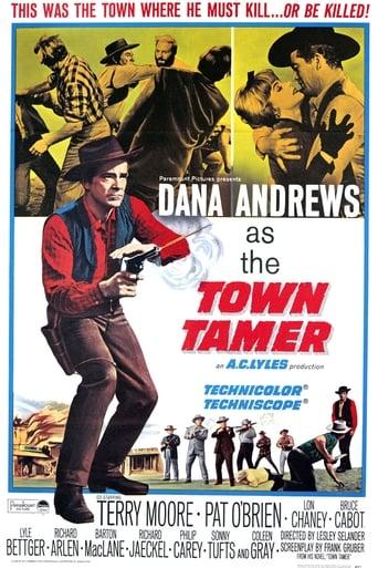 Poster of Town Tamer