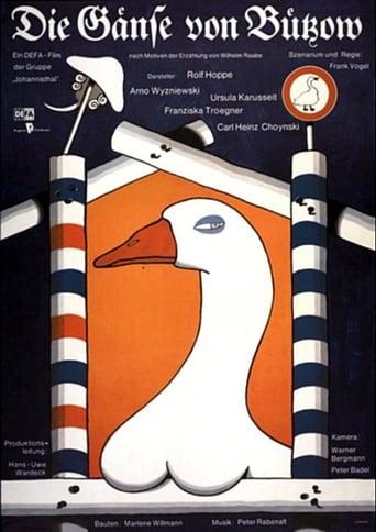 Poster of Die Gänse von Bützow