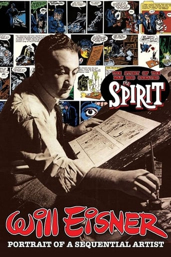 Poster of Will Eisner: Portrait of a Sequential Artist