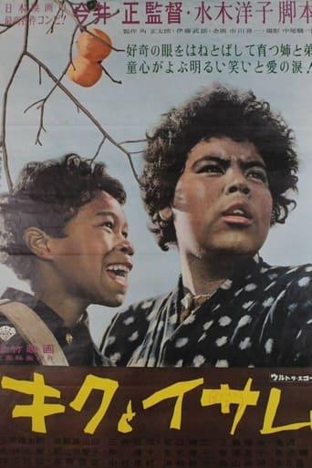 Kiku and Isamu: Two Siblings Born in Japan