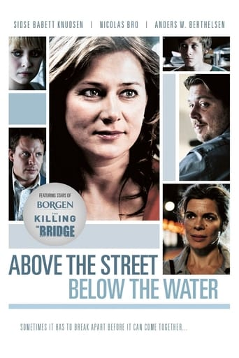 Poster of Above the Street, Below the Water