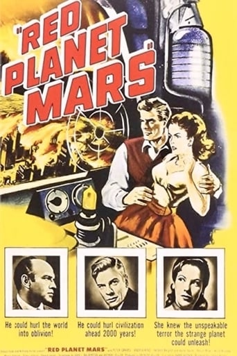 Poster of Red Planet Mars