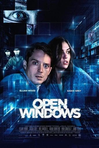 Filmplakat von Open Windows