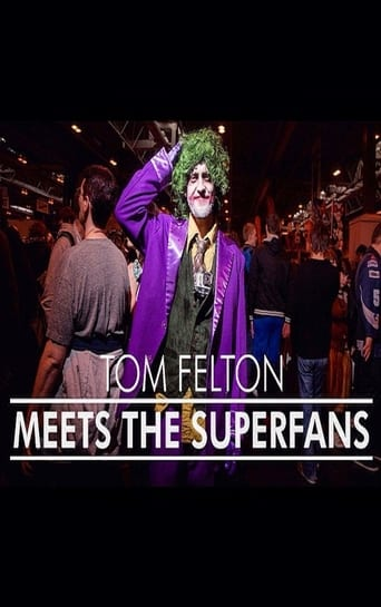 Poster of Tom Felton Meets the Superfans