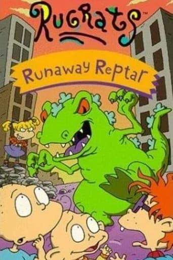 Poster of Rugrats: Runaway Reptar