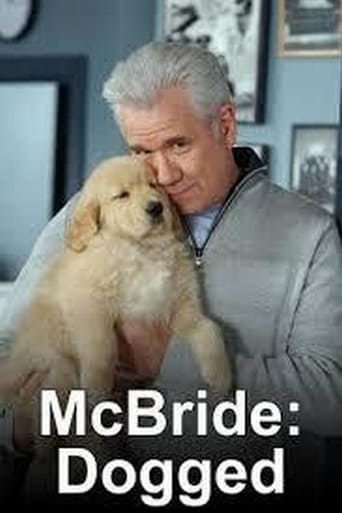 Poster of McBride: Dogged
