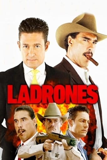 Poster of Ladrones