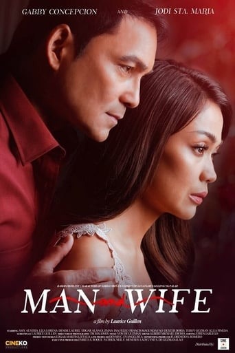 Poster of Man and Wife