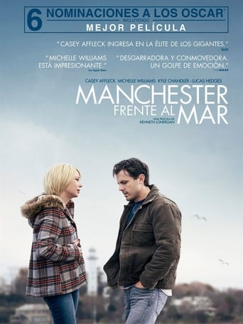 Poster of Manchester frente al mar