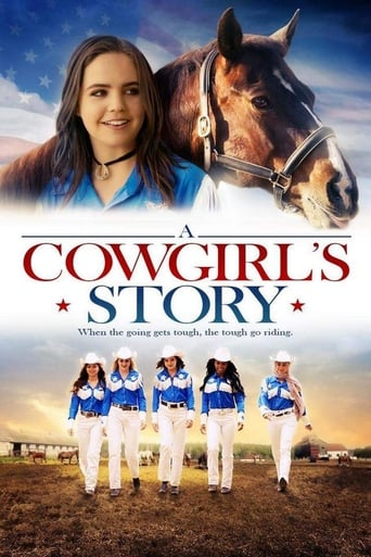 Poster of A Cowgirl's Story