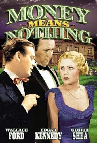 Poster of Money Means Nothing