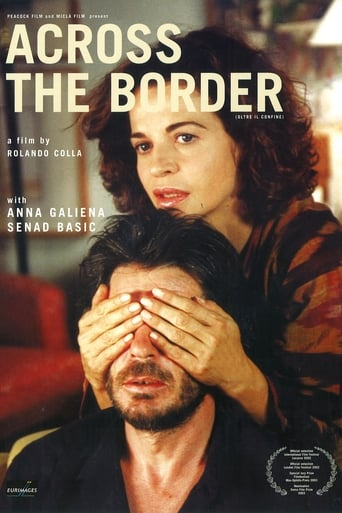 Poster of Across the border
